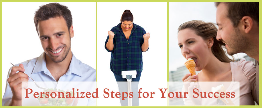 Personalized Steps for Your Success